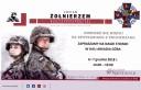 Plakat spotkanie promocyjno-informacyjne Wojsko